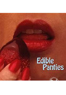Edible Panties 3 Piece Set Chocolate